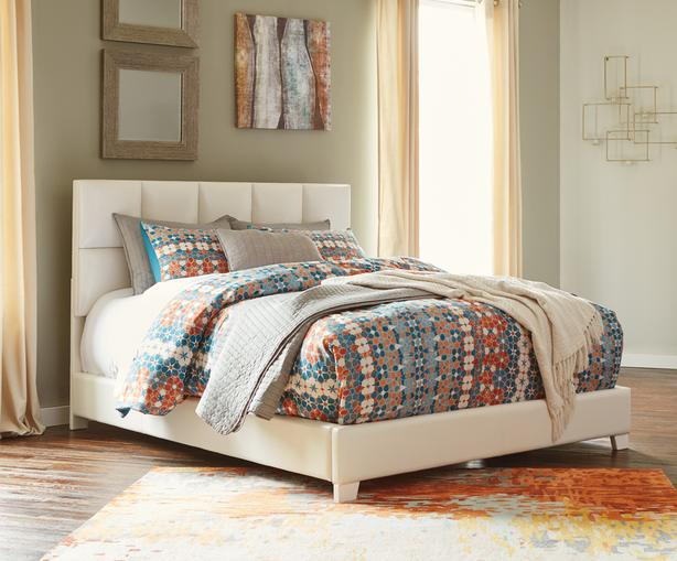 rent to own Contemporary Upholstered Beds