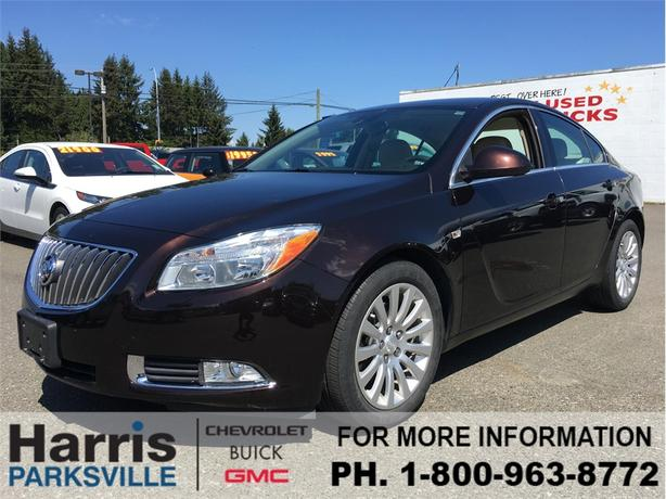 2011 Buick Regal CXL-T w/1SG