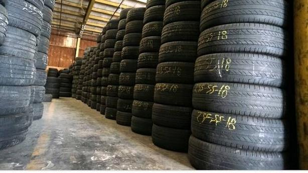 Huge Used Tire Sale ALL SIZES 14-22. Summer & All Season