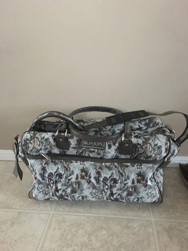FREE: buxton luggage bag