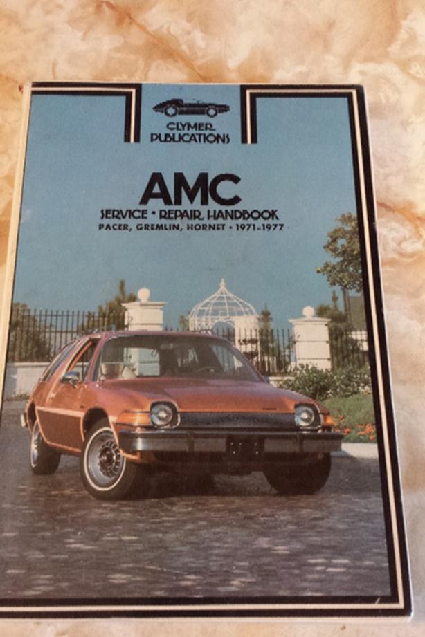 AMC Service Repair Handbook