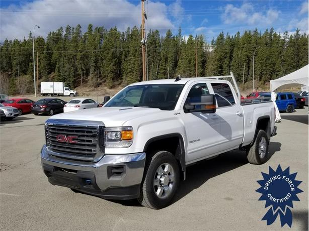 2016 GMC Sierra 3500HD SLE