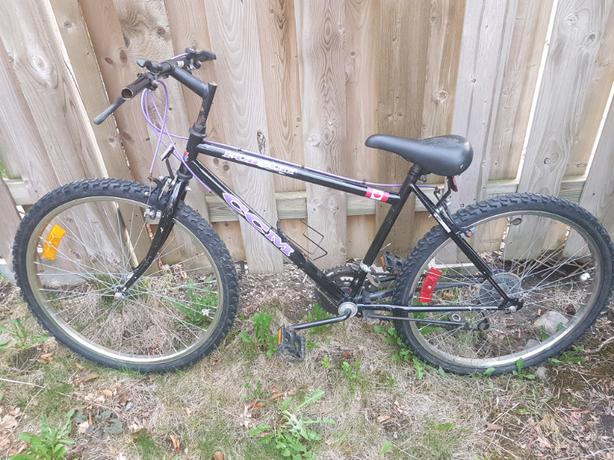 CCM Pursuit 18 speed mountain bike