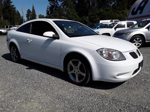 2007 Pontiac G6, 4 cylinder with only 170k km's!!!