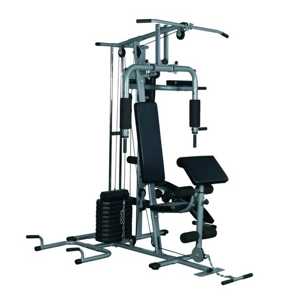 NEW HOME GYM DELUXE FITNESS EXERCISE MACHINE WEIGHT