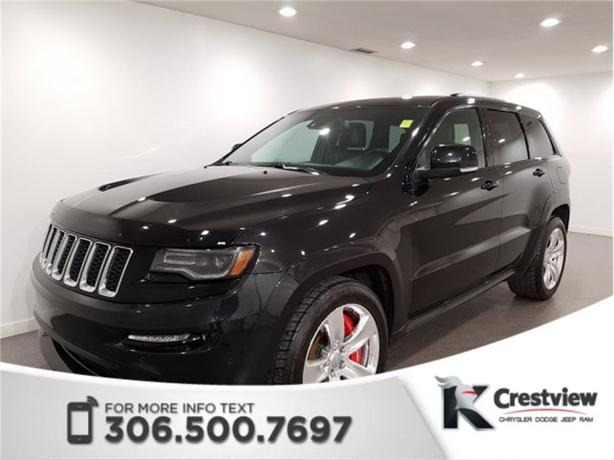 2014 Jeep Grand Cherokee SRT8 6.4L Hemi | Sunroof | Navigation