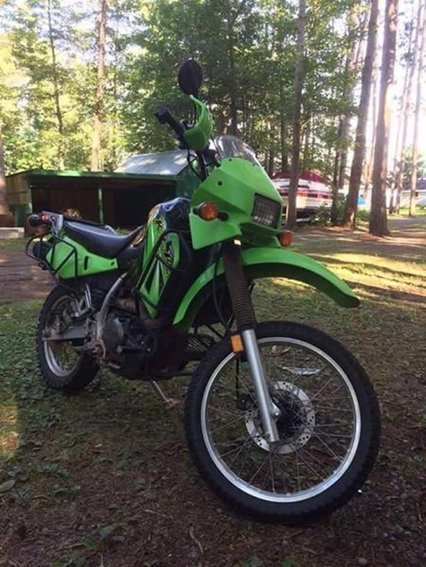 2006 Kawasaki KLR 650 Dual Sport