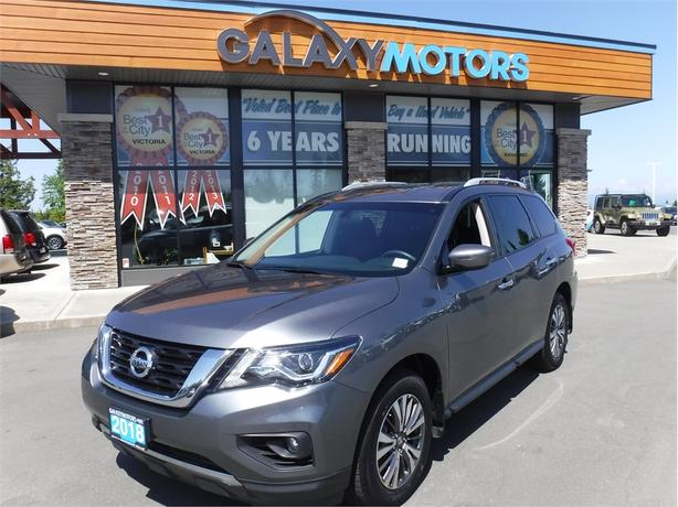  Log In needed $39,995 · 2018 Nissan Pathfinder SV TECH- Back Up Cam, Nav,  Touch Screen