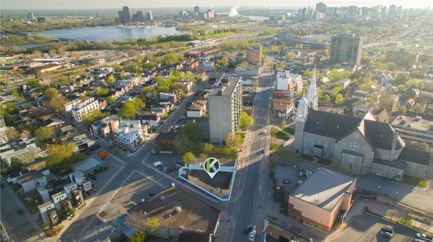 Stand- Alone Retail Building for Sale in Hintonburg