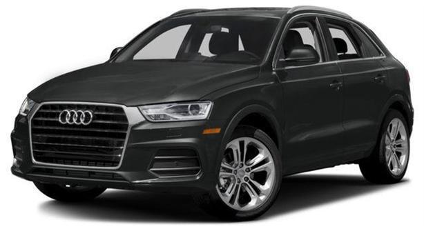 2017 Audi Q3 2.0T Technik