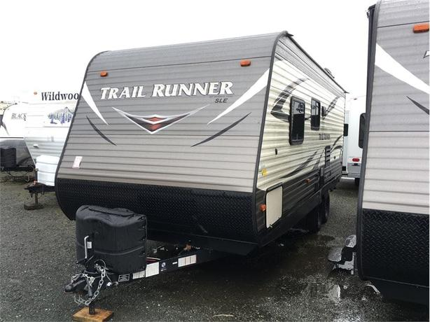 2018 Heartland Trail Runner 22SLE -
