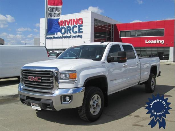 2016 GMC Sierra 2500HD SLE