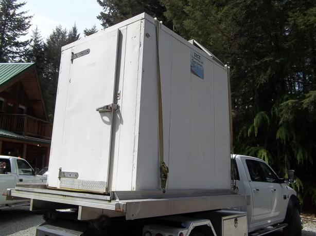 Portable Walk In Cooler for Rent!
