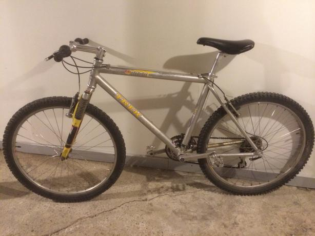 Vintage all alluminum trek ZX-8000 MTB