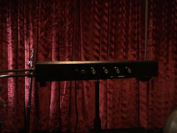Black Moog theremin
