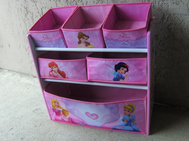 Disney Princess Toy Organizer Central Saanich Victoria