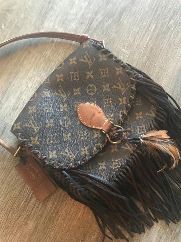 ff3ed968f134 Vintage Authentic Louis Vuitton Boho Bag by Vintage Swag North ...