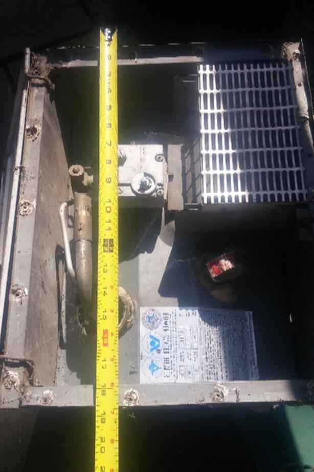 FREE: atwood 6l rv hot water tank