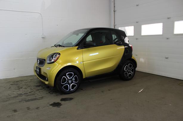 2017 Smart ForTwo Electric Drive Coupé