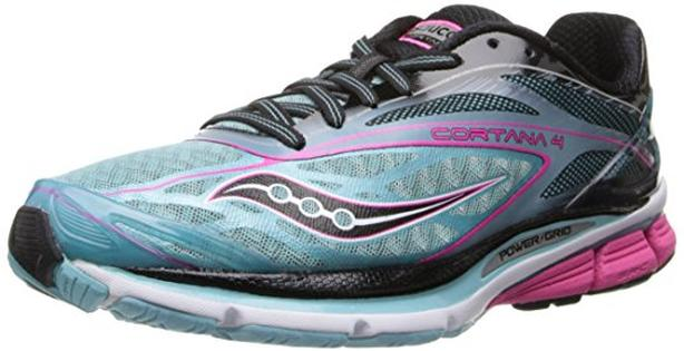 Saucony Women's Cortana 4 High-end Running Shoes - as NEW