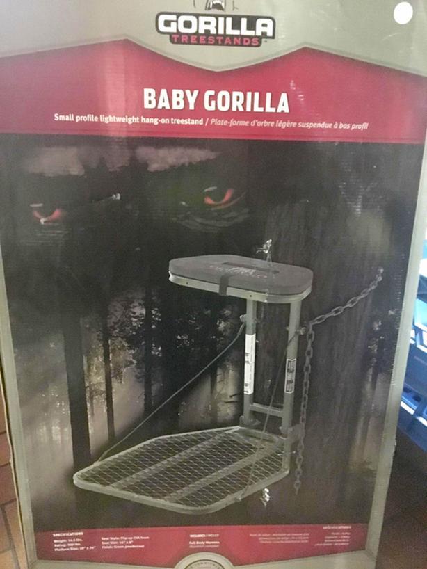 Baby Gorilla Tree Stand(s)
