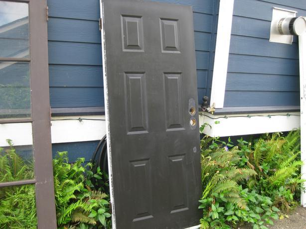 new concept 00693 8ac23 Exterior steel door Saanich, Victoria