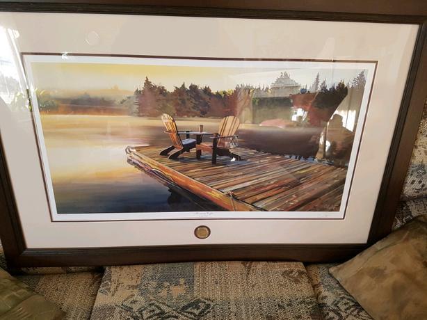 Ducks Unlimited Framed Print