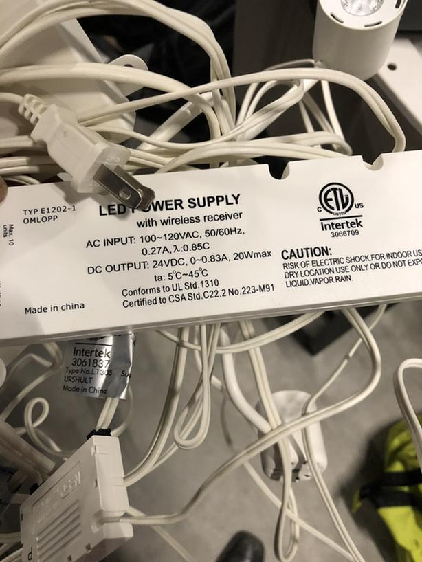  Log In needed $30 · Ikea Shelve or bed stand lights