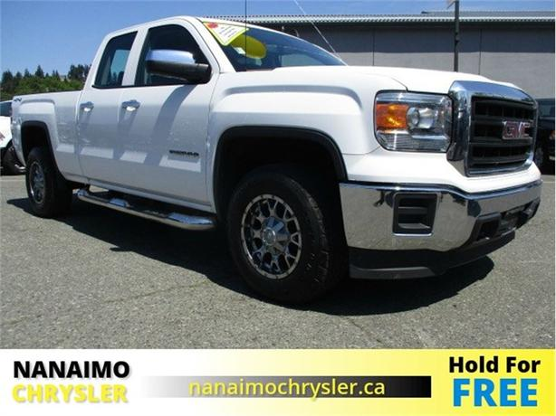 2015 GMC Sierra 1500 Base One Owner Low Kilometers