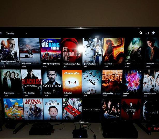 Custom Android TV OS 7.1.2 Gaming Creation By Ghostware