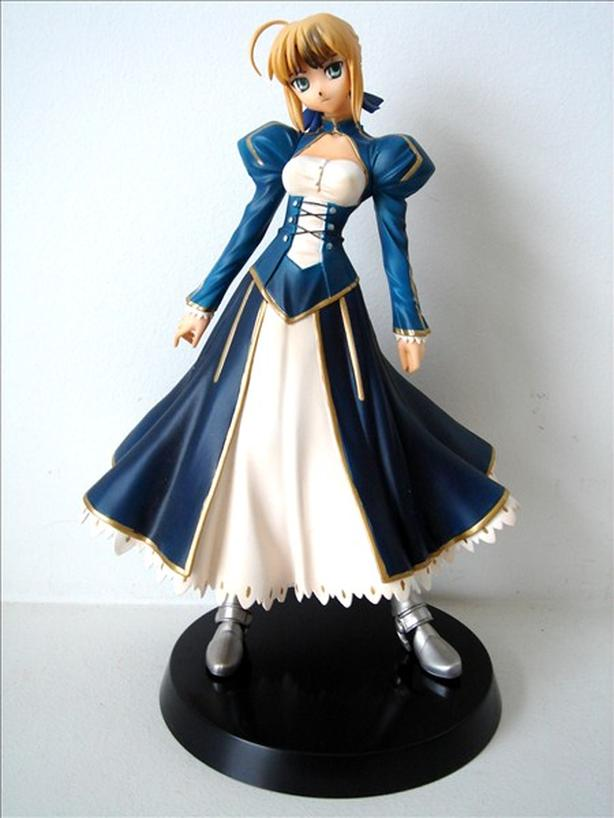Type-Moon - Fate/Stay Night - Saber PVC Figure