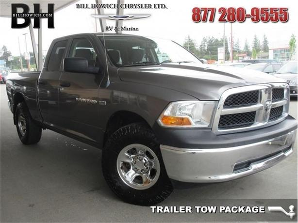 2011 Ram 1500 ST - Trailer Hitch - Air - $151.23 B/W