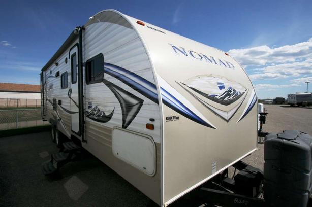 2014 Skyline Nomad 298 - 1840U