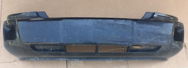 dodge dakota 2008 front bumper