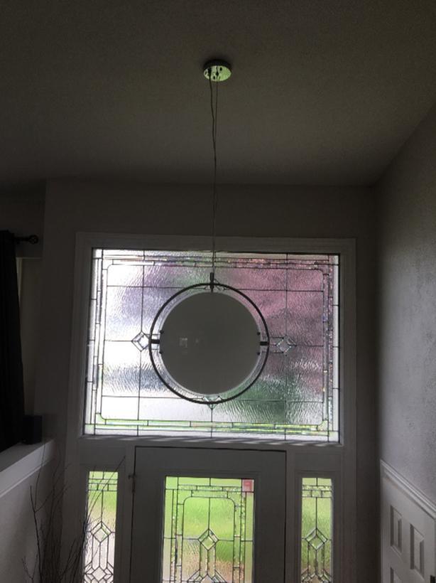 Stairlight pendant light