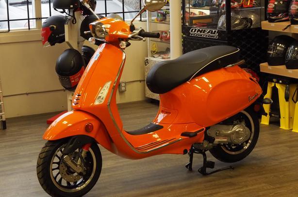 VESPA*** Sprint 49cc Hand Built in Italy.**