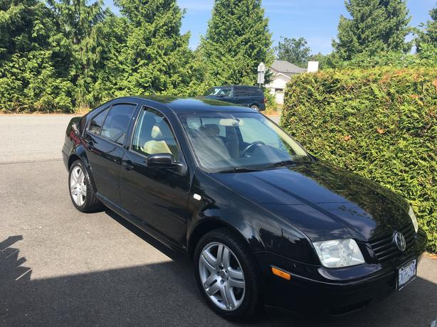 2002 Volkswagen Jetta - Selling for Parts Central Nanaimo