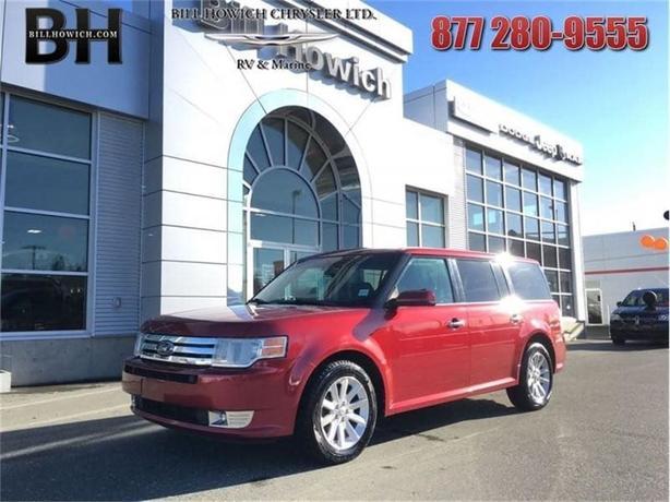 2009 Ford Flex SEL - $96.62 B/W