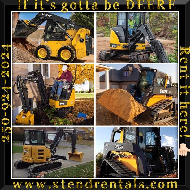 Tool machinery and equipment rentals: great rates
