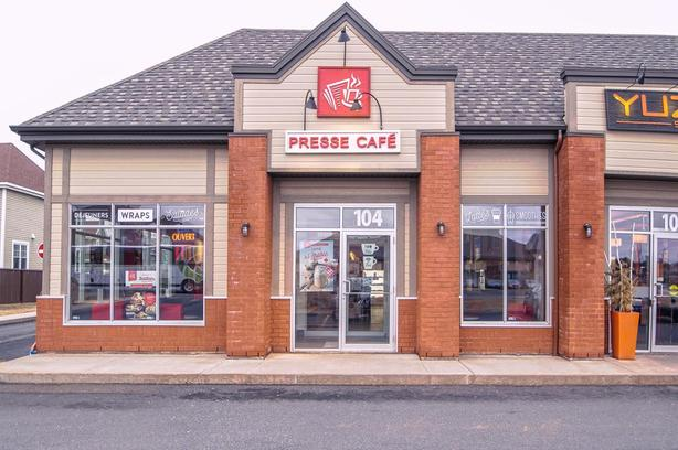 ** PRESSE CAFE Profitable and well-established business **