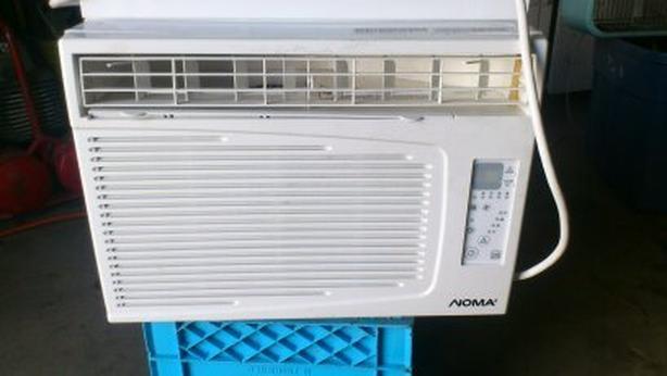 Noma Window Air Conditioner  043-5443-4   5250 Btu