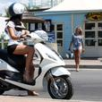 PIAGGIO*** Fly 49cc gas Scooter** Lightweight