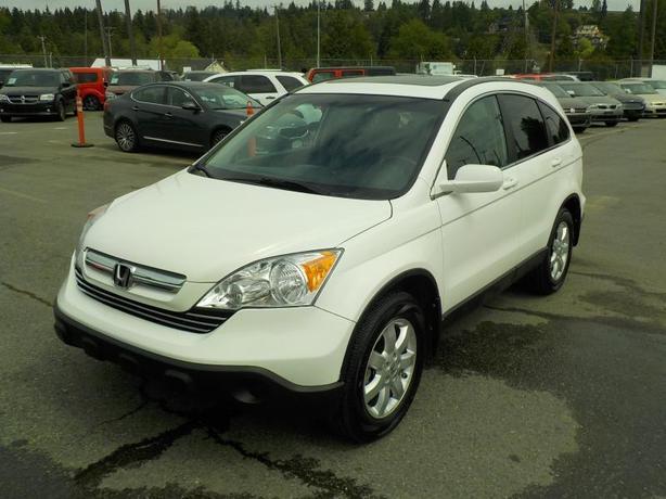 2009 Honda CR-V EX-L 4WD