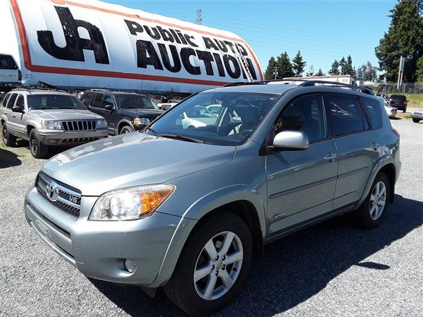 2007 Toyota Rav 4 X4 With Under 200k Kms Loaded