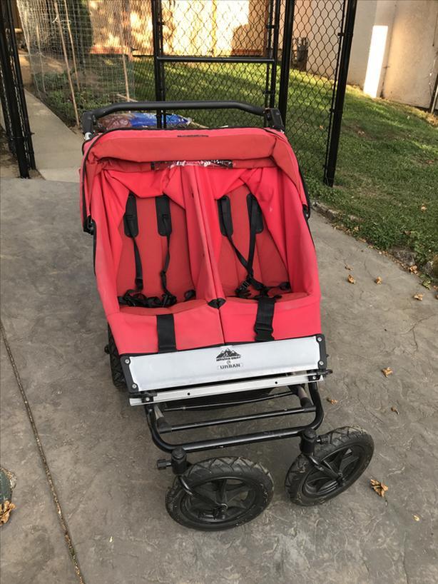 Mountain Buggy - Double Stroller