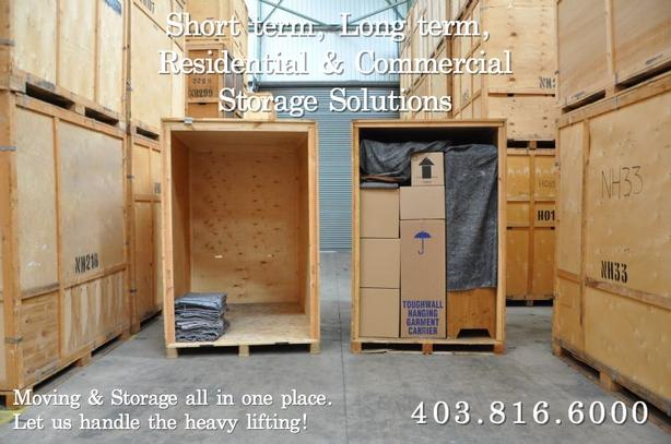 Mr. Nice Guy Movers Storage Solutions >>> 1 MONTH FREE STORAGE <<<