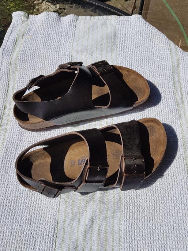 f46b8e34653 Birkenstock Sandals with back