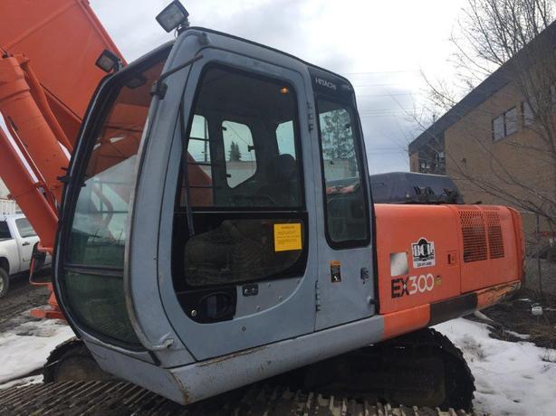 Hitachi EX330-5 / EX300 Excavator Parts