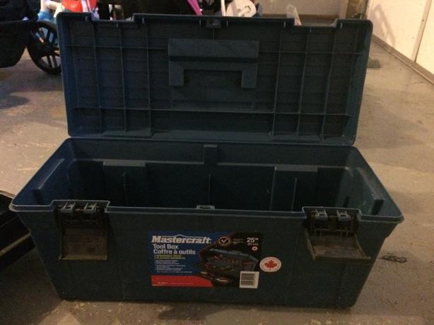 25 34 Mastercraft Tool Box South Nanaimo Nanaimo