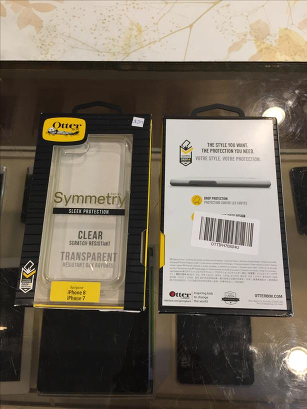 NEW OPEN BOX OtterBox Cases for iPhone 7/8 w/ Warranty!